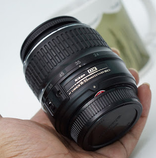 Jual Kit Nikon Non VR Bekas Fullset