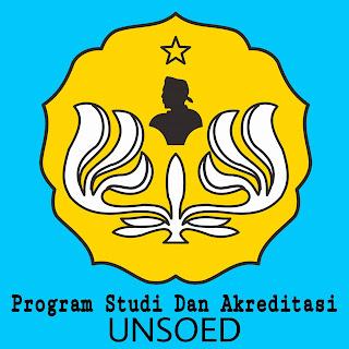 program studi dan akreditasi unsoed purwokerto