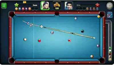 Game Android Kecil RAM - 8 Ball Pool