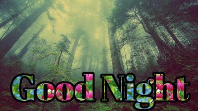Good night Hindi WhatsApp images