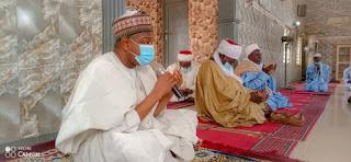 Bagudu, Imams, pray for permanent peace, abundant rainfall