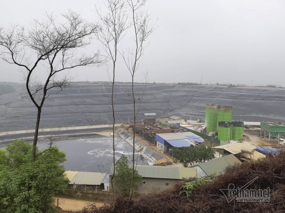 Chậm đền bù, dân Sóc Sơn lại chặn bãi rác lớn nhất thủ đô
