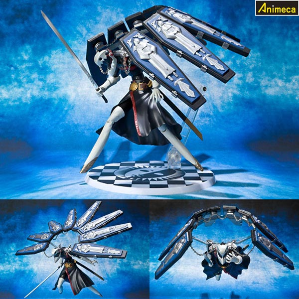 FIGURA THANATOS D-Arts PERSONA 3