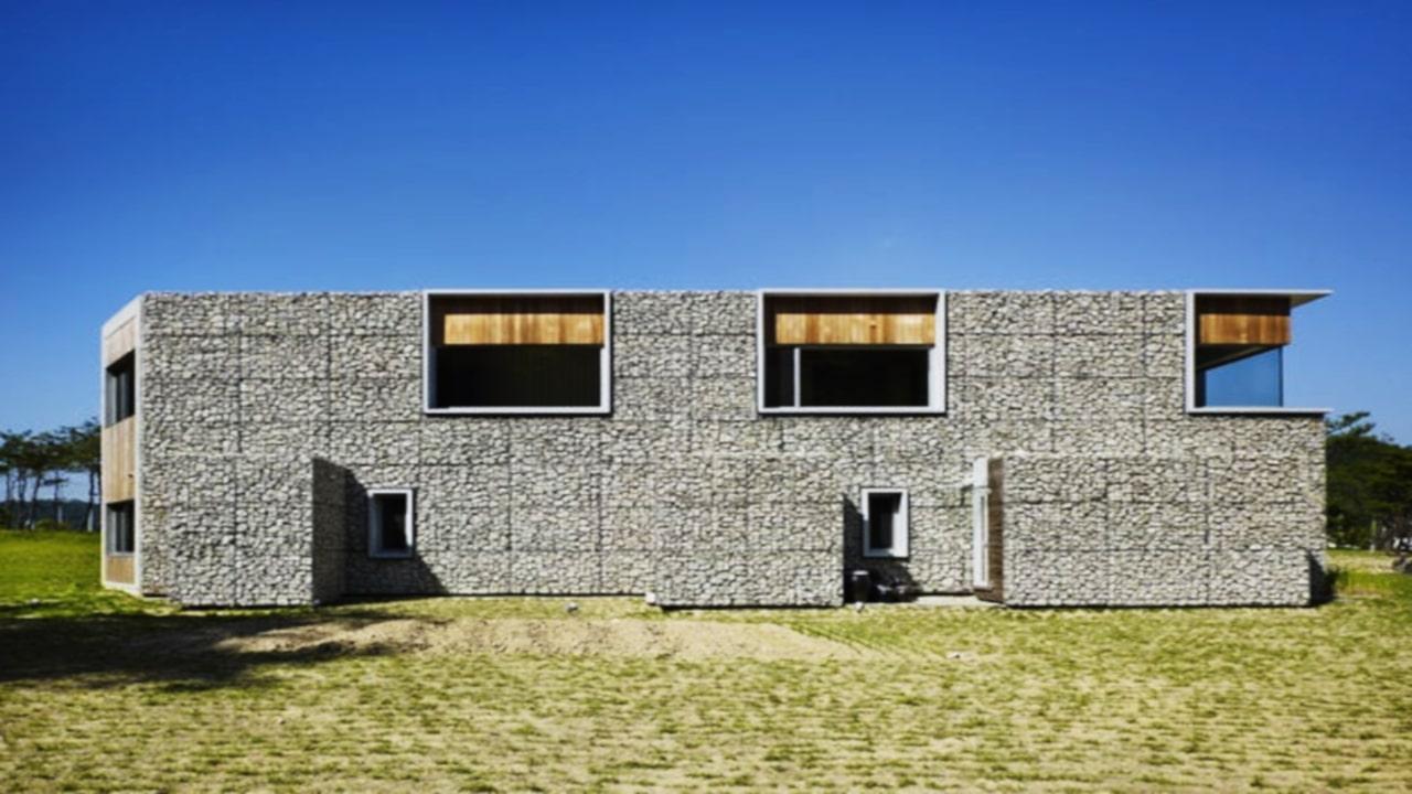 gavion wall