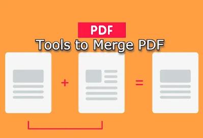 Tools to merge PDF Files