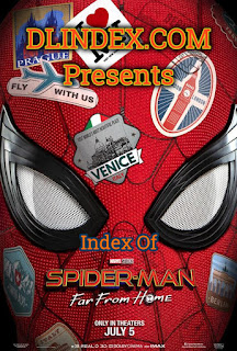 """Download Spider Man Latest Movie From """"Index Of Spiderman Far From Home"""""""