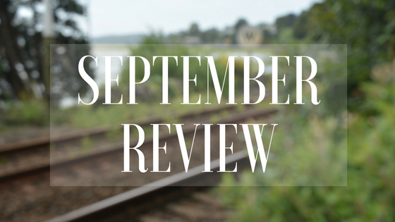 review, september, halloween, autumn, blog-a-day, blogging, lifestyle, uni