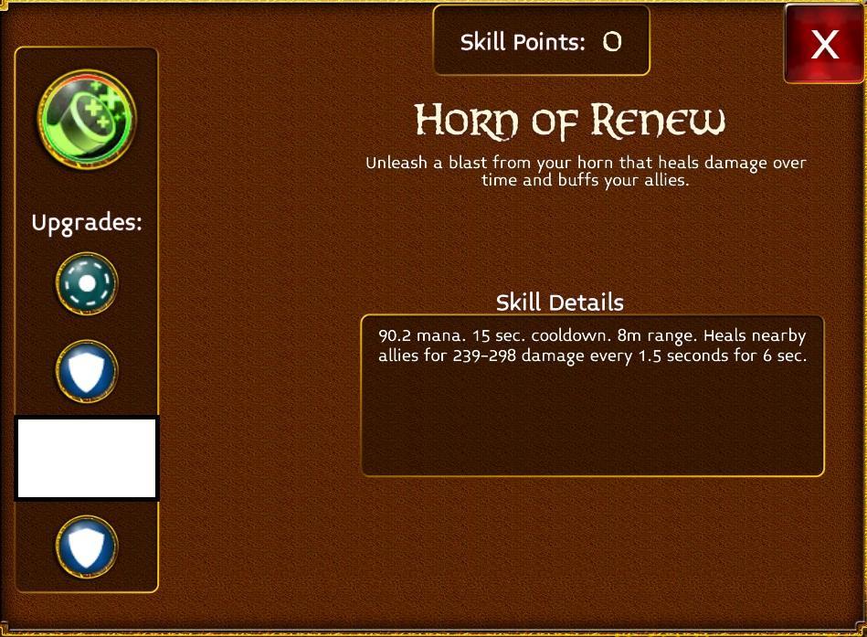 Arcane legends PVP Warrior Build Endgame Guide | Videogamerplus
