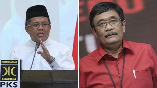 Sohibul Iman: Kenyataannya PKS di Banyak Tempat Masih Berkoalisi dengan PDIP