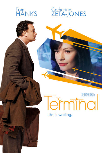 The Terminal 2004 Dual Audio 720p 950MB [Hindi - English] BRRip, Free Download The Terminal 2004 Dual Audio 720p 950MB [Hindi - English] BRRip
