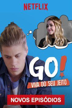 Go! Viva do Seu Jeito 2ª Temporada Torrent - WEB-DL 1080p Dual Áudio