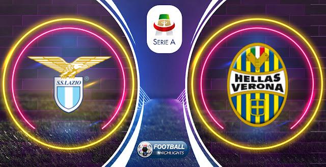 Lazio vs Hellas Verona – Highlights