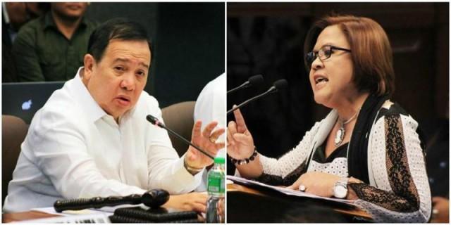 'Pinagtulungan ako' —De Lima says