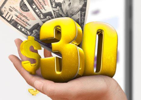 MTrading $30 Forex No Deposit Bonus