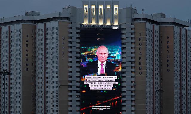 Γιατί ο Πούτιν θέλει να αλλάξει το Σύνταγμα;