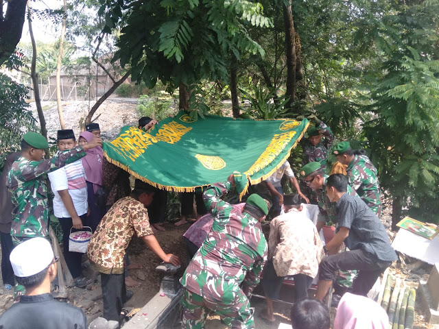 H Paiman Purnawirawan TNI Tutup Usia Pada Umur 77 Tahun