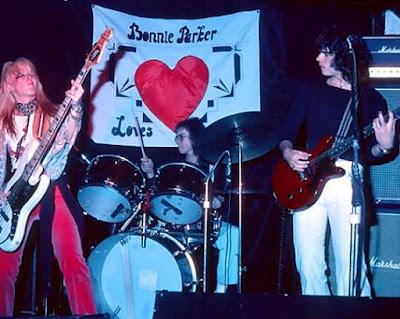 Bonnie Parker band