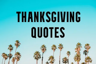 Thanksgiving Quotes - Chapter 3