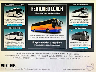 Volvo Bus Route One Advert
