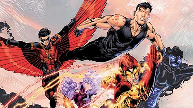 Cmic X Click Jvenes Titanes New 52 Espaol Comic -5605