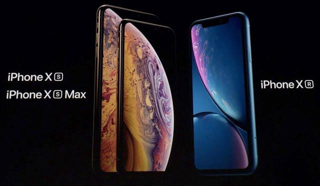 Como são os iPhone XS, XS Max e XR