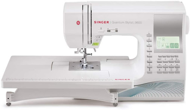 SINGER 9960 Computerized Sewing Machine Review