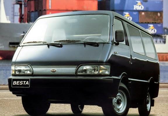 The Ultimate Car Guide  Kia Besta