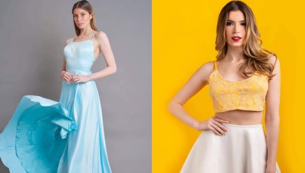 Lola de los Santos es Miss Universe Uruguay 2020