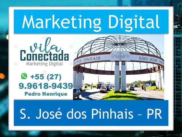 Marketing Digital Profissional Criação Site Loja Virtual São José dos Pinhais Paraná PR