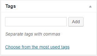 Tutorial Wordpress Part 3 : Cara Membuat Postingan Diwordpress