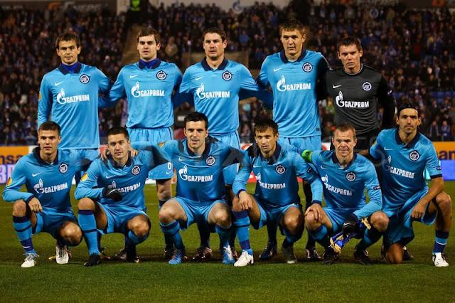 Grandes Times: o Zenit de 2007-2008