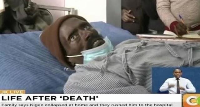 Homem dado como morto acorda em necrotério após receber corte na perna