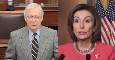 Mitch Mcconnell Just Inexplicably Handed Nancy Pelosi a Huge Win