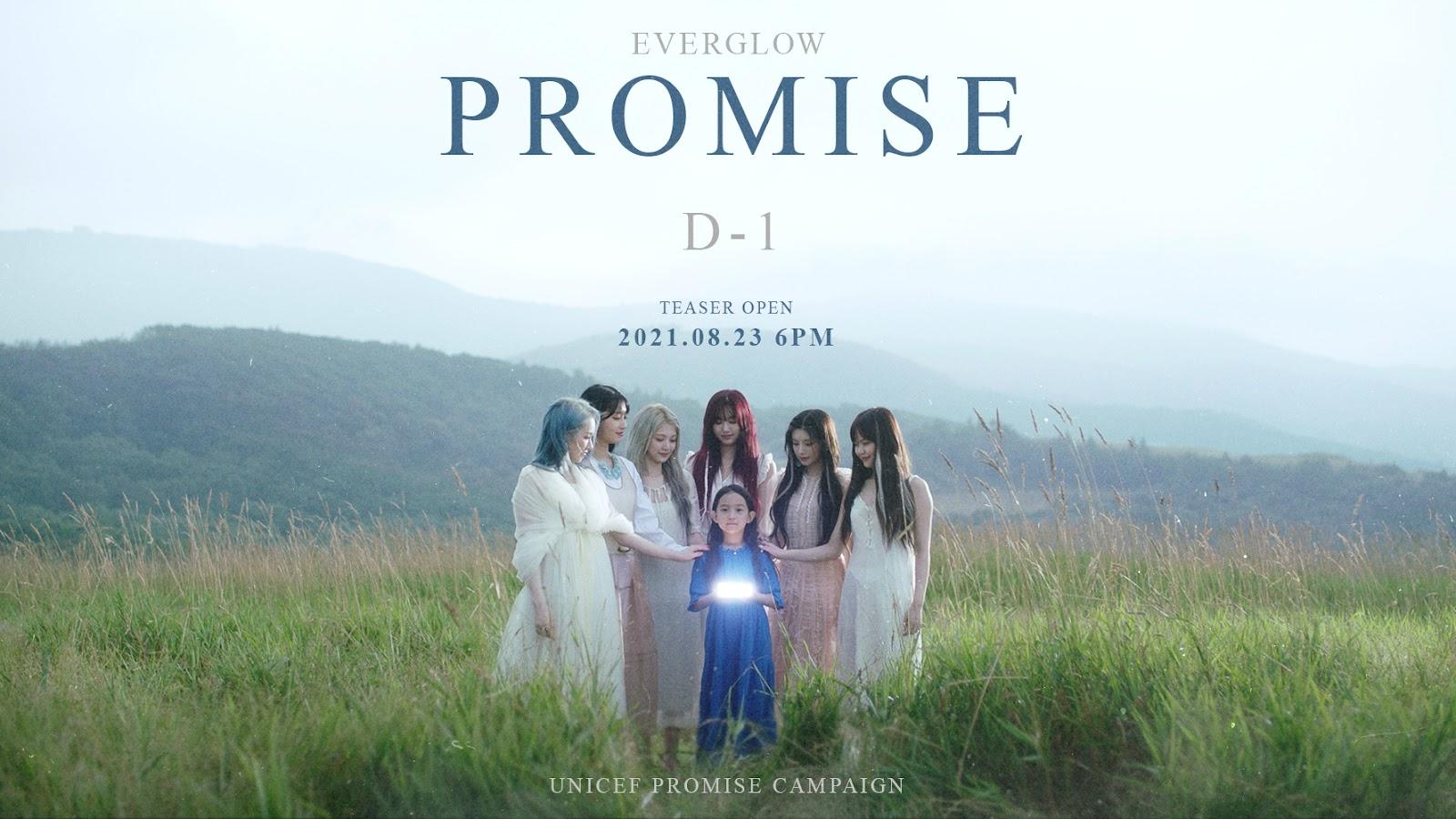 everglow promise unicef