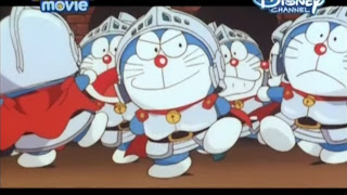 Doraemon Movie Nobita kingdom of Robot Singham Tamil Dubbed