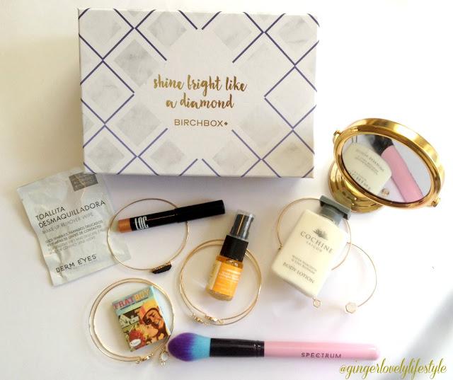 Birchbox UK Febrero: Shine Bright Like A Diamond