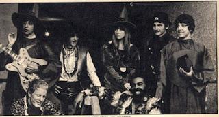 Equipe Tropicalia  Caetano, Os Mutantes,  Gilberto Gil