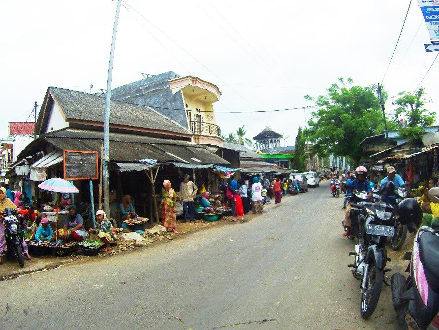 Perekonomian Desa Tlonto Raja