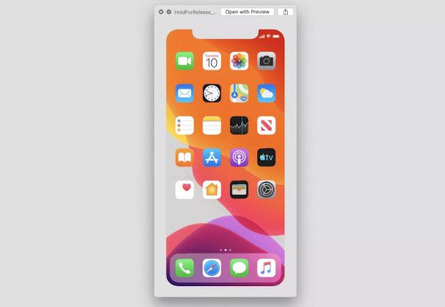 موعد إطلاق iPhone 11 المحتمل