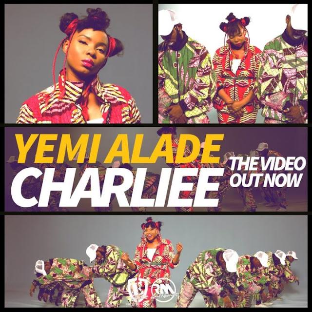 Video: Yemi Alade – Charliee