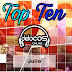El Top Ten de Julio nos trae grandes producciones audiovisuales