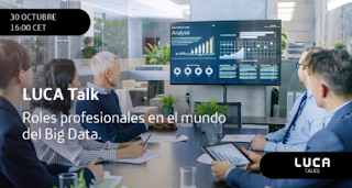 Roles Profesionales en Big Data