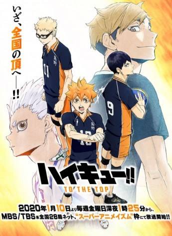 Assistir Haikyuu!! 4: To the Top HD Online Legendado, Haikyuu!! (2020), Haikyuu!! Fourth Season, Haikyuu!! 4th Season Legendado Online HD, Haikyuu!!: To the Top Todos Episódios HD Legendado, Download Haikyuu!!: To the Top HD, ハイキュー!! TO THE TOP Online.