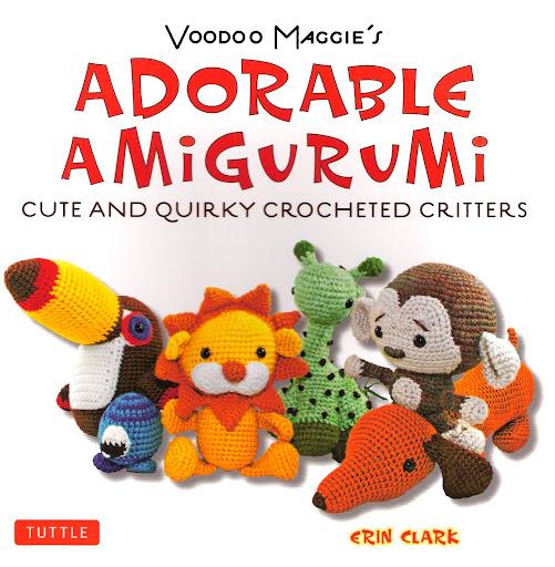 Amigurumi Monsters: Revealing 15 Scarily Cute Yarn Monsters ... | 512x501