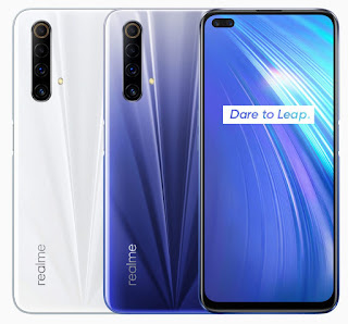 Realme X50m 5G Specifications