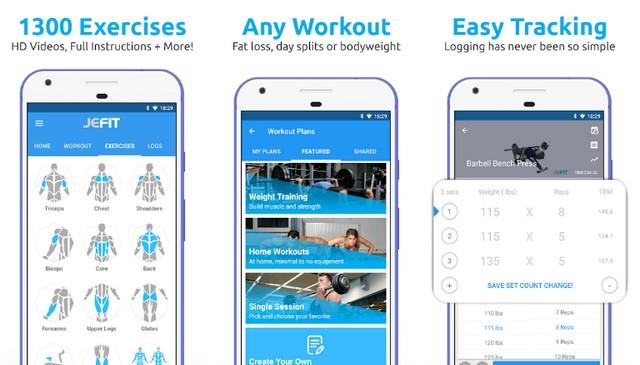 أفضل تطبيق التمارين الرياضة للنساء للاندرويد