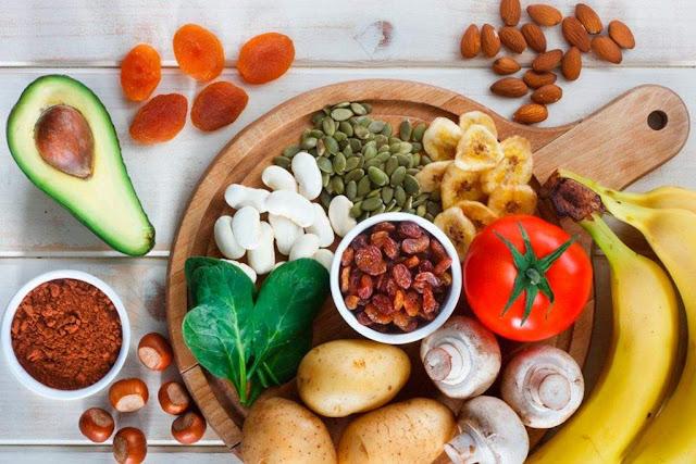 Gut health diet