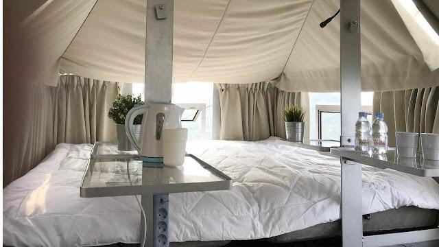 Siapa yang Berani Tidur di Hotel Gantung Gunung Parang  Berita Terhangat Skylodge Padjajaran Anyar Badega Parang Sudah Dibuka, Siapa Berani Coba?