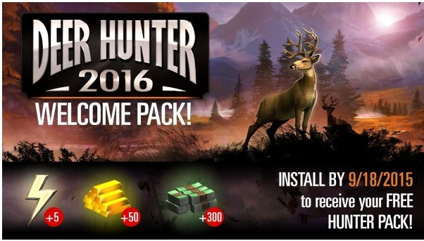 Deer Hunter 2016 V2.3.1 Apk Mod (Unlimited Ammo)