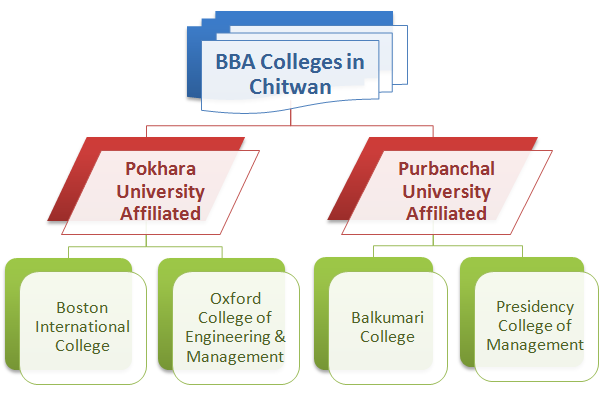 BBA Colleges in Chitwan